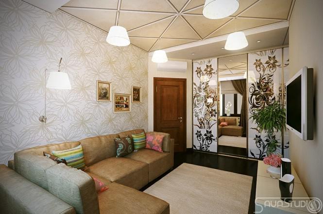 5套溫馨現代公寓設計集錦
