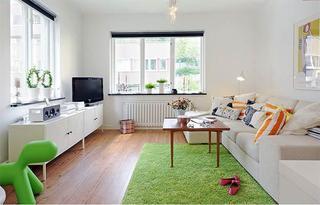 北欧清新风小户型公寓