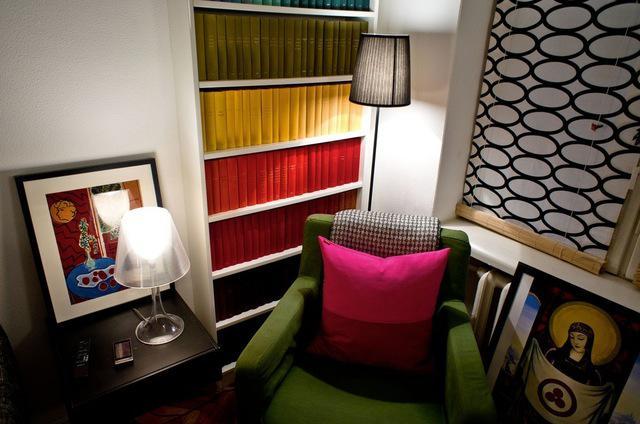 北欧风格公寓时尚装修图片_齐家网装修效果图