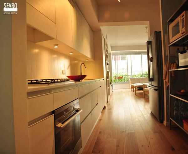 以色列小公寓大改造