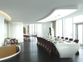 俄羅斯北歐風格 頂層復式公寓