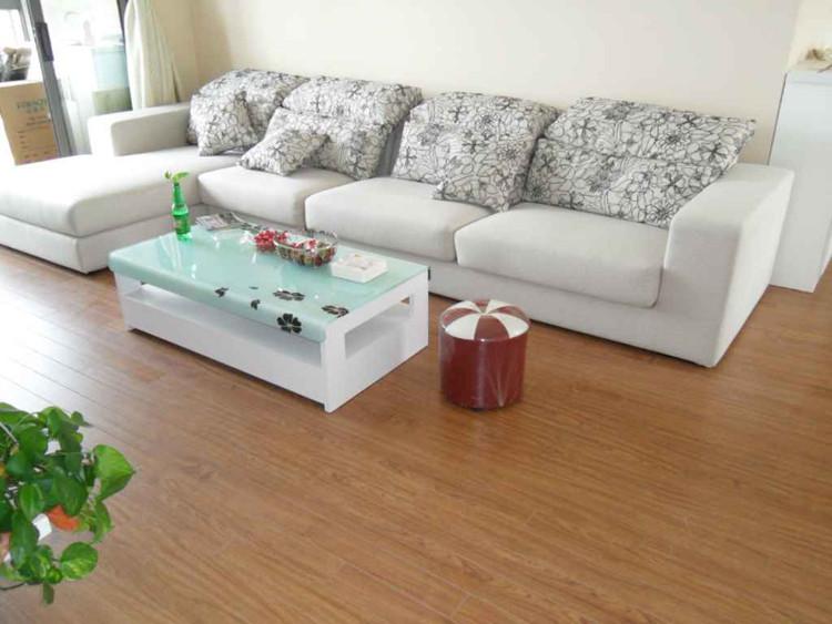 現代簡約超實木地板