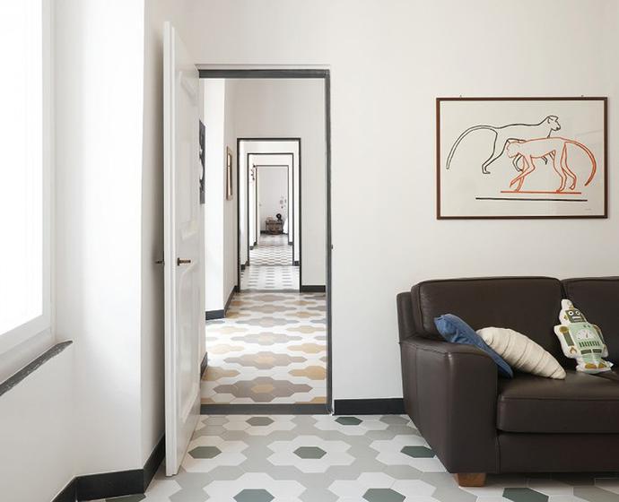 簡單的美 意大利設計師作品 簡約風格公寓