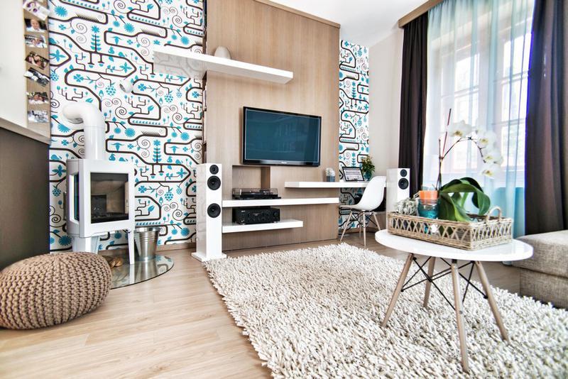 布達佩斯現代活力復式公寓