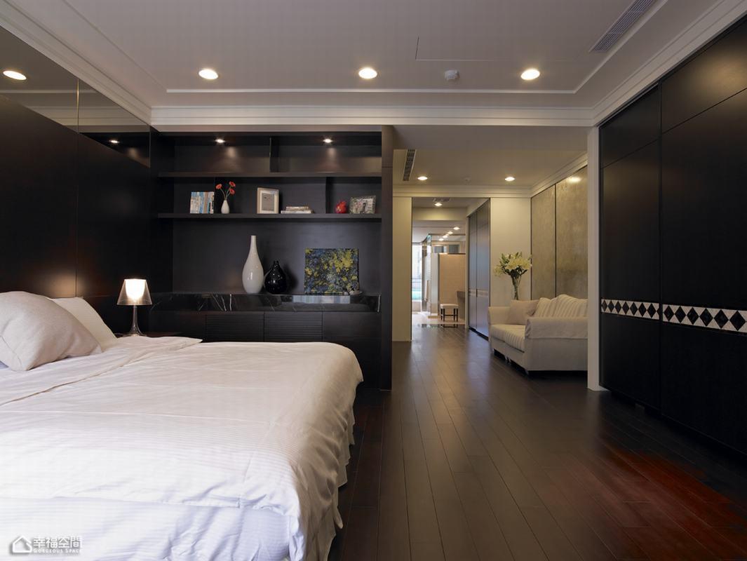简约风格别墅奢华卧室设计