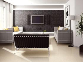 现代室内地砖瓷砖