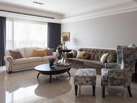 台中顶级豪宅 优雅美式古典