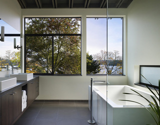 10款不同风格的卫生间涉及 白色米色红色看户主如何搭配