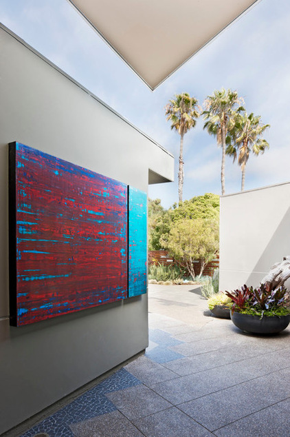 藝術為現代家居裝飾帶來了新的體驗