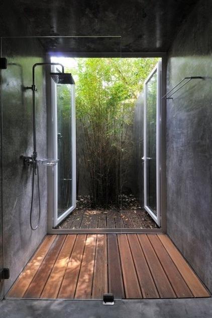 北美現代別墅 木質地板帶你進入大自然