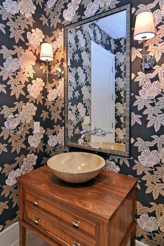 梦幻中的洗手间
