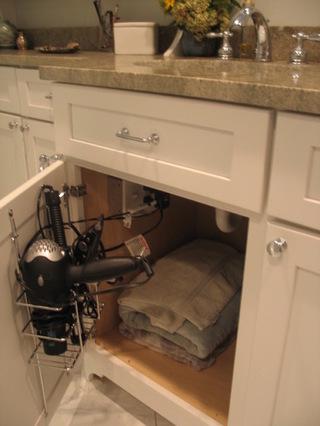 卫生间欧式风格浴室柜