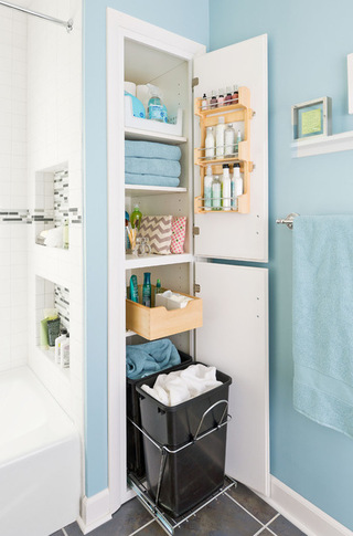 卫生间装修浴缸浴室柜