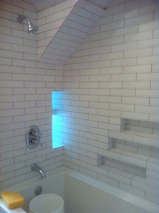 现代化卫浴空间