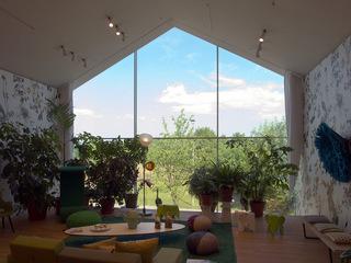 强硬风格艺术别墅设计