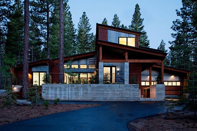 梦想:木制温暖家