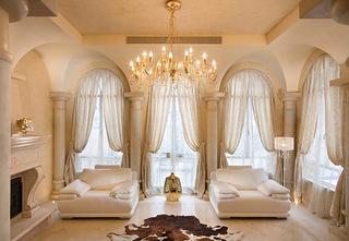 古朴风格客厅装饰