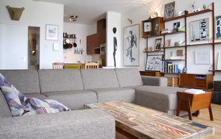 现代实用客厅设计15张