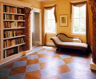 装饰的古董:沙发