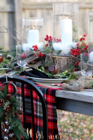 美式乡村风格之圣诞风情