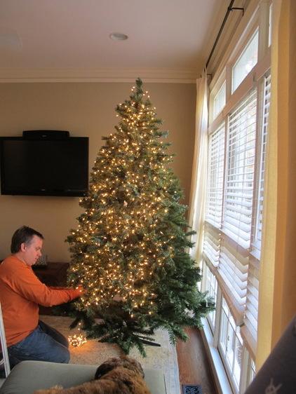圣誕樹裝扮