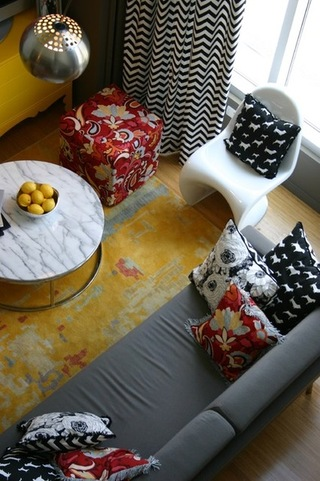 15款风格各异的客厅