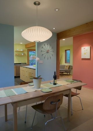 梦幻风格的多种客厅设计