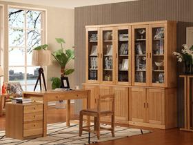 原木原香 打造中式简约书房
