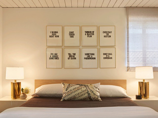 14种不同风格的卧室