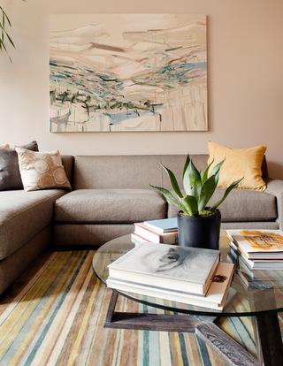 各种清新风格的客厅装修