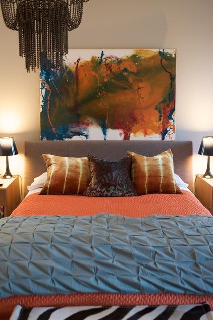 温馨浪漫的卧室