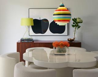 完美配对:灯具与家具的融合