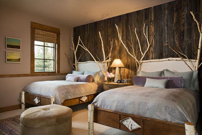 吸引眼球的木质背景墙 满足现代设计的自然氛围