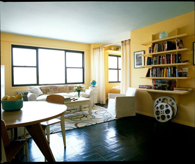 生活在你的阁楼或工作室的12个技巧