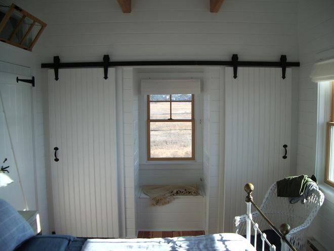 打开设计师壁橱的门 简洁实用
