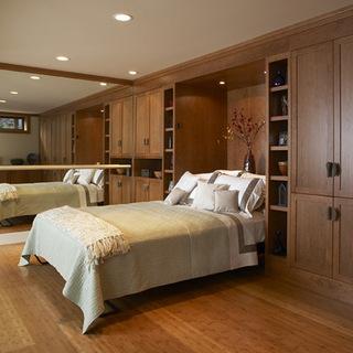舒适典雅 治愈系卧室是这么设计的