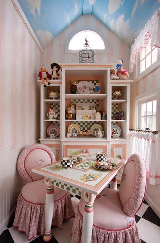 舒适的儿童房