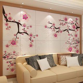 7款艺术风格沙发背景墙设计