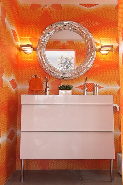 色彩鲜艳时尚前卫公寓装修