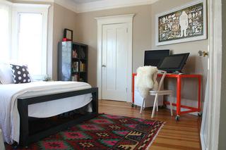 美国旧金山现代艺术设计温馨别墅