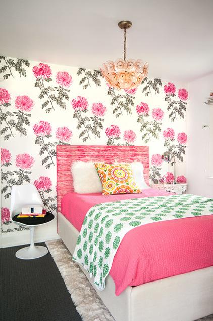多彩艺术设计浪漫卧室