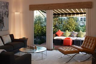 美式现代平层别墅带花园露台