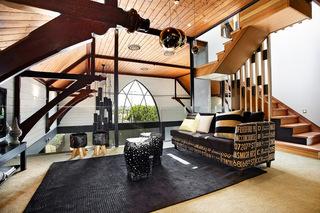 现代艺术另类大空间设计别墅