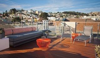 美国旧金山现代艺术别墅带