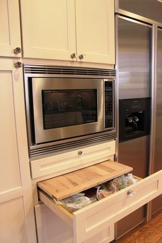 合理利用空间  厨房空间也要精打细算