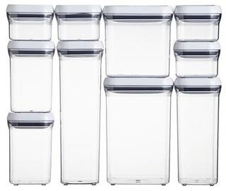 储物罐里看厨房  厨房收纳少不了的透明玻璃罐