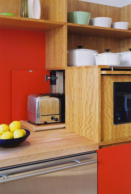 厨房里的收纳艺术  轻轻松松收获整洁空间