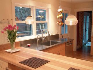 哪个能让你心动?6款简洁实用厨房欣赏