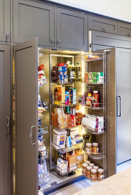 厨房间各式收纳架  便利又时尚