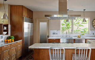 原木色厨房  迎面而来的质朴与清新